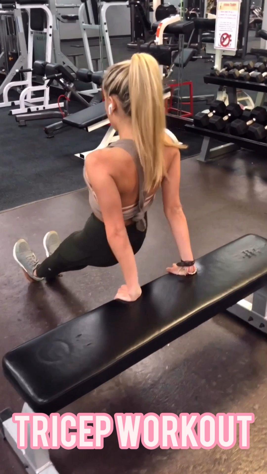 Photo of Fitnessstudio Trizeps Training
