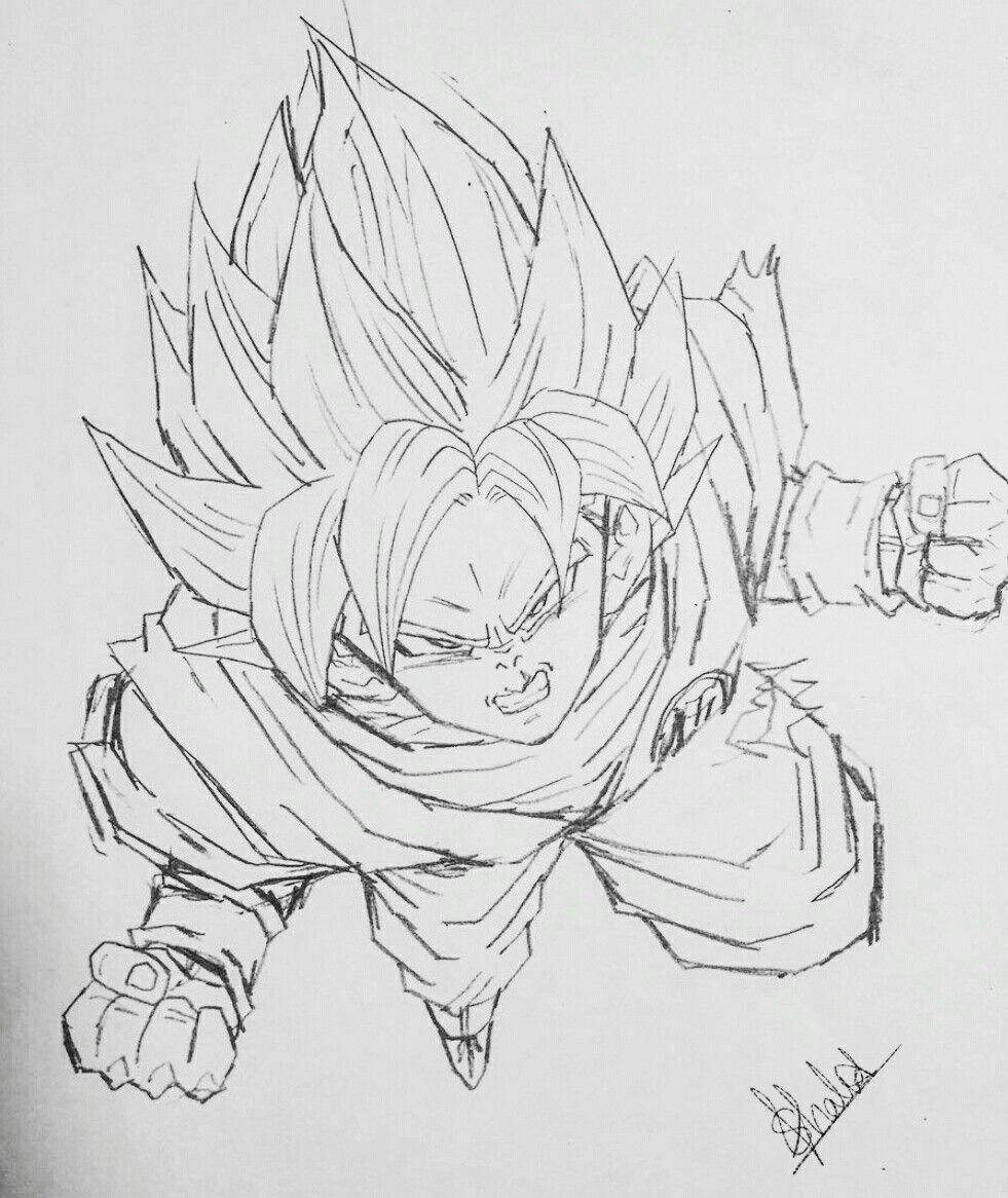 Ziemlich Ssj4 Goku Malvorlagen Fotos - Beispielzusammenfassung Ideen ...
