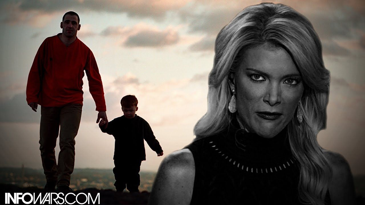 Hateful NBC To Air Alex Jones Megyn Kelly Interview On Father's Day To D..