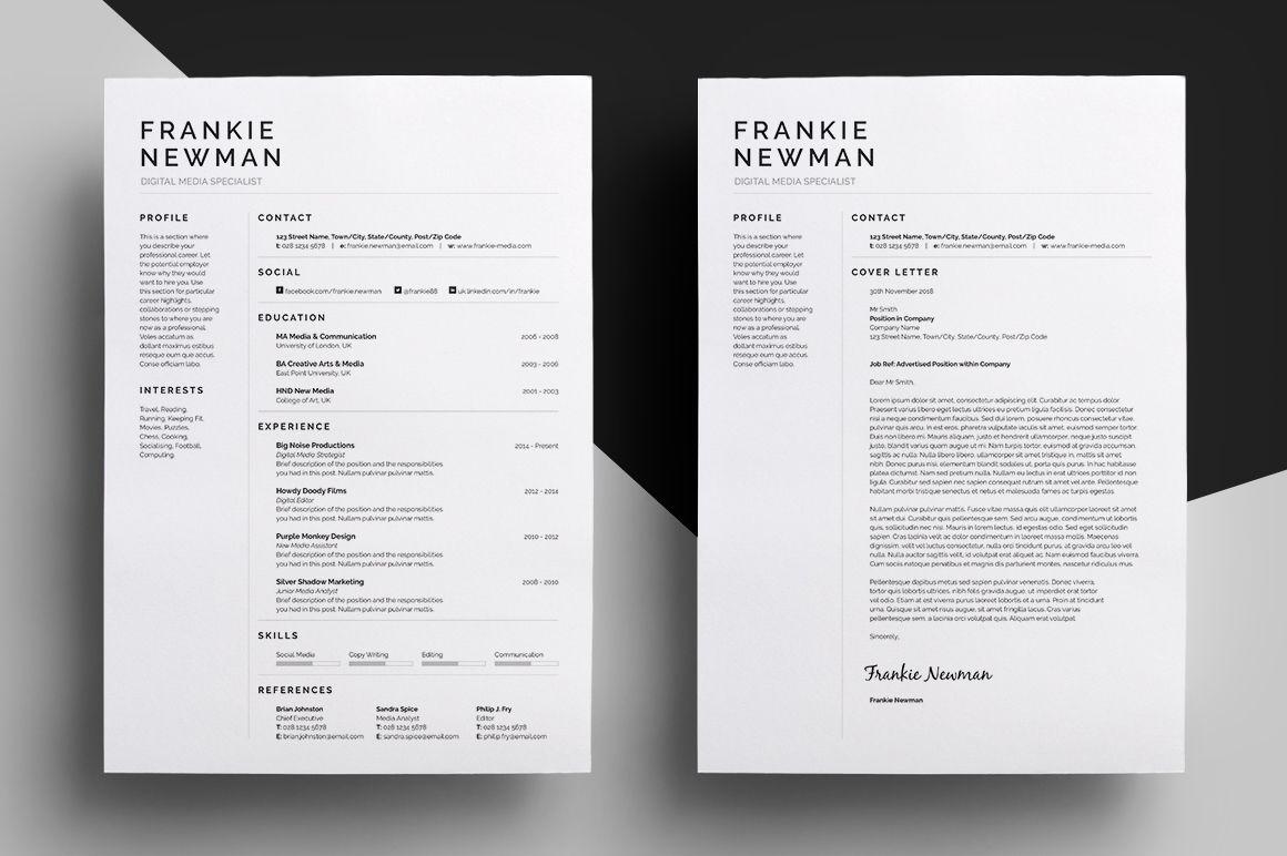 Resume Lay Out Great Resume Layout Inspiration  Frankiebilmaw Creative On .