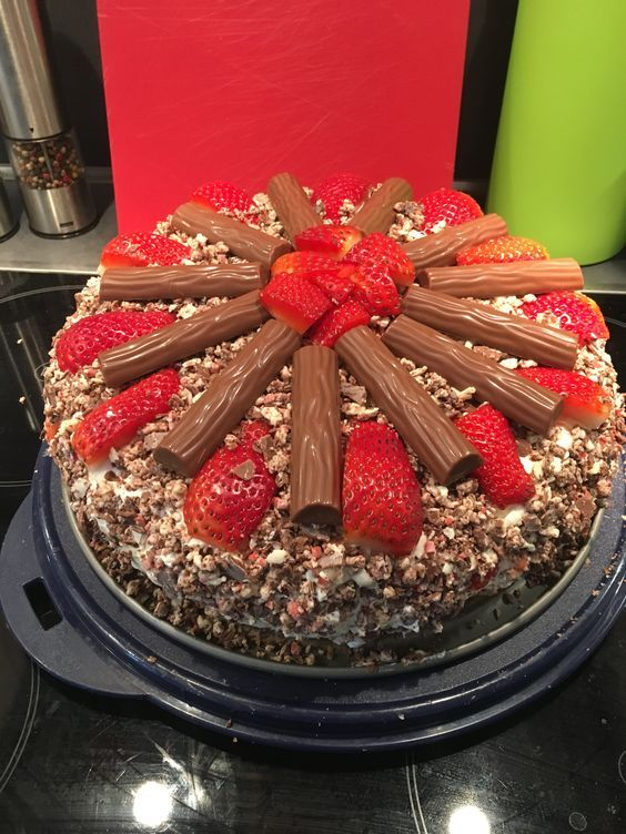 Yogurette Torte Rezept In 2019 Essen