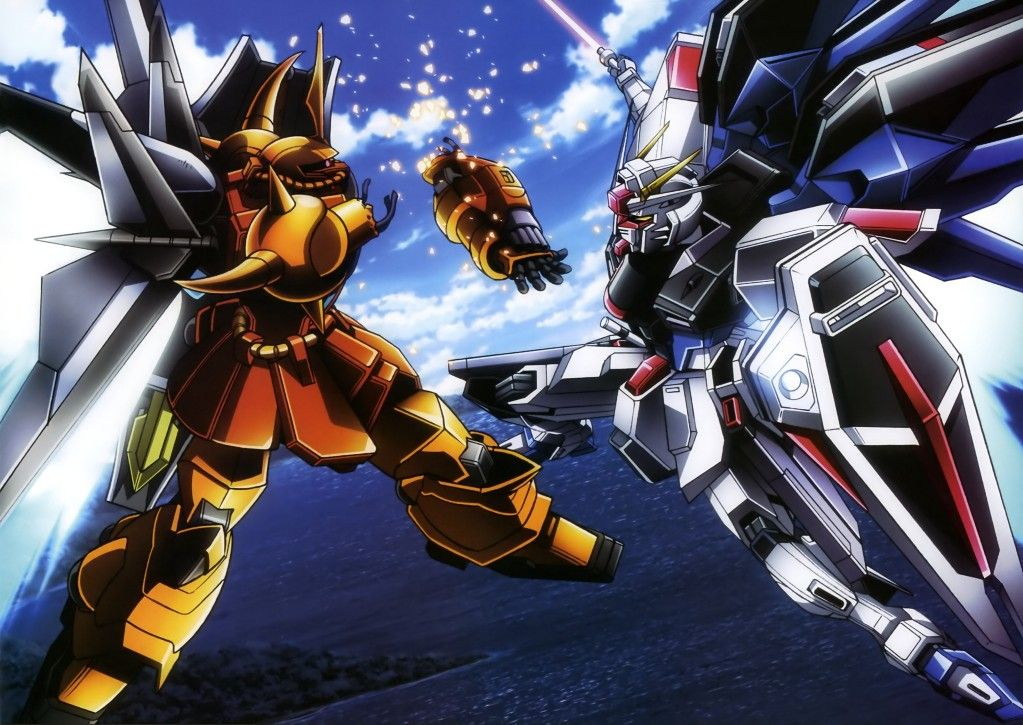 Pin by scorpion on Mobile Suit Gundam SEED DESTINY/Special