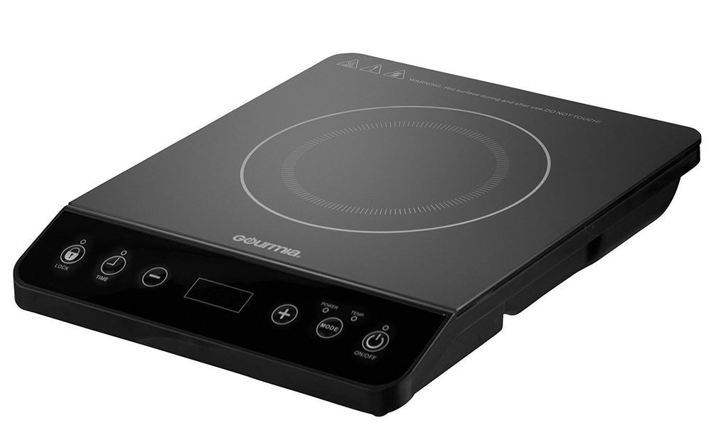 Portable Induction Plate Cooker Electric Burner Cooktop Countertop