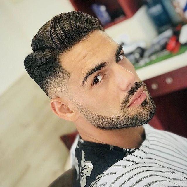 Pin by Sal Gomez Jr on Męskie fryzury in 2020 | Haircuts ...
