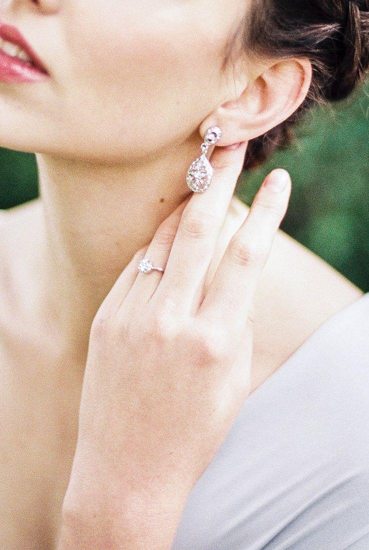 Bridal inspiration shoot | itakeyou.co.uk