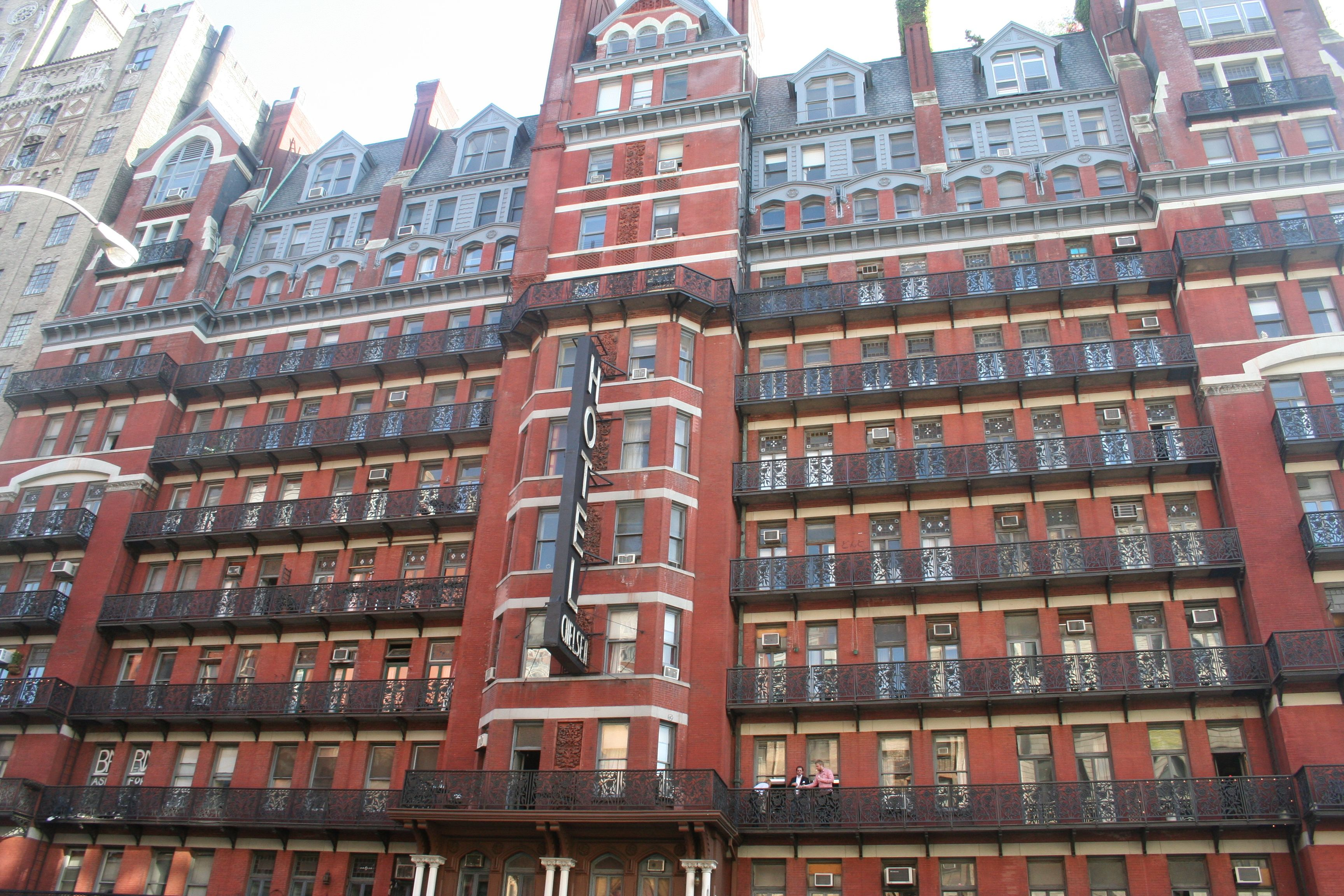 Chelsea Hotel New York Google Search Old Towns Pinterest