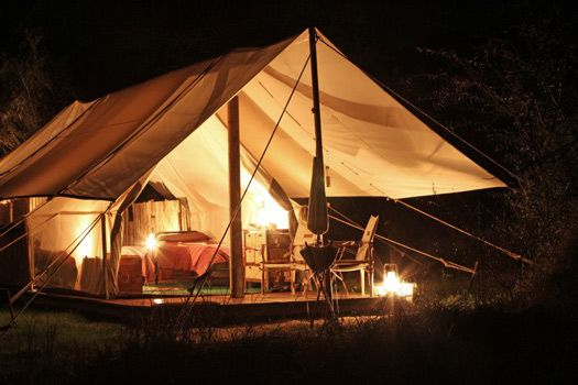 Glamping in South Africa: Amakhala Game Reserve, Eastern