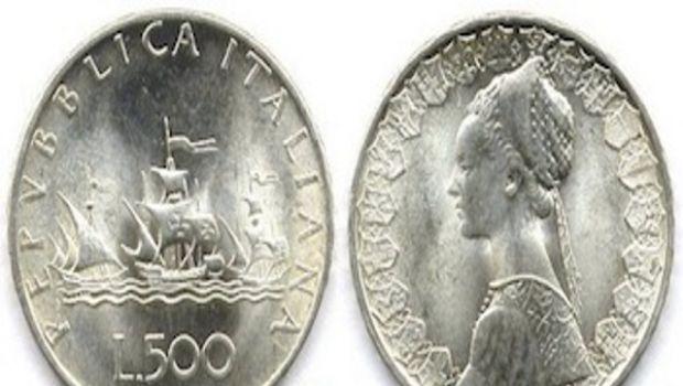 9c9ccb2128 Numismatica, tutte le monete più ricercate dai collezionisti. Le 500 lire  possono valere fino ai 15mila euro