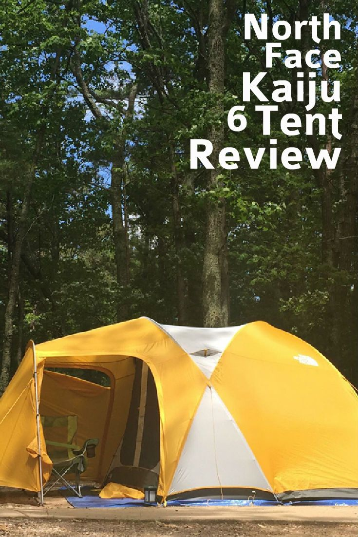 d3656b9f9 North Face Kaiju 6 Review [2019] | Travel On Squidoo | Tent camping ...