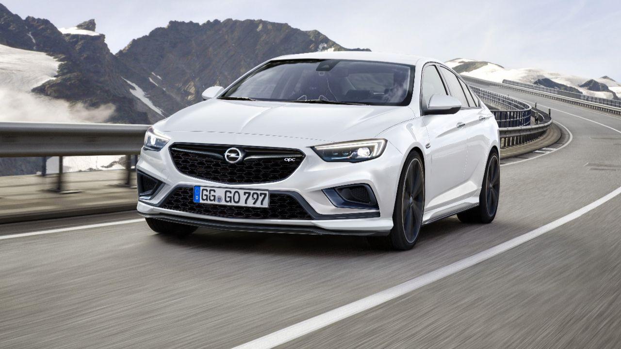 Insignia OPC mit 350 PS Kommt nächstes Jahr der Super Opel