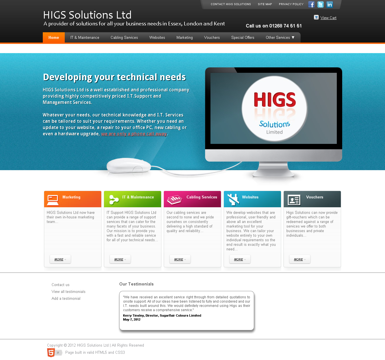 Check Out This Website Which Is Not Only Dynamic But Also A Joomla Based Site Designed By E Intellisense Higs Solutions Web Design Site Design Dynamic Design