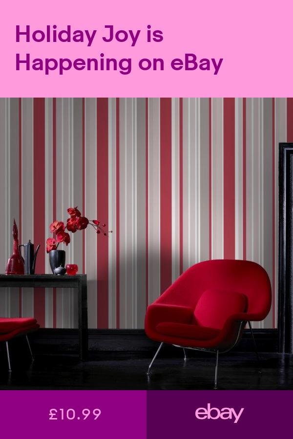 Wallpaper Rolls & Sheets Home Furniture & DIY ebay (con