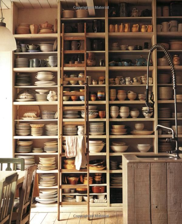 Kitchen Pantry Amazon: All In The Detail: Over 400 Finishing Touches That Make A