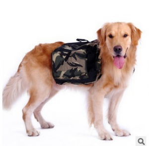 Doggy saddle bag carrier with camouflage for dogs size M L. Type:DogsBrand Name:Love love love Pets FamilyStyle:SportFeature:Eco-FriendlySeason:All SeasonsFitable Weight:20kgItem Type:BackpacksApplicable Dog Breed:Large DogMaterial:Oxford ClothPattern:CamouflageNew 2015 dog bag:New hot dog baglarge dog bag:carrier dog bagbackpack dog bag:Backpack Saddle dog bagCamouflage dog bag:travel dog bagout dog bag:Oxford dog bagsport dog bag:big dog bag