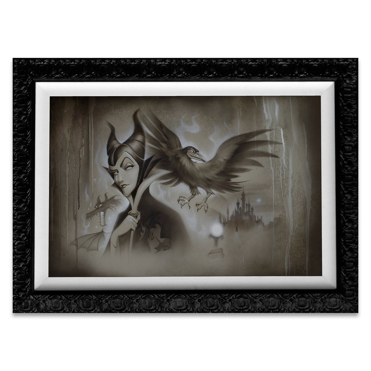 Maleficent ''My Pet You Are My Last Hope'' Limited Edition