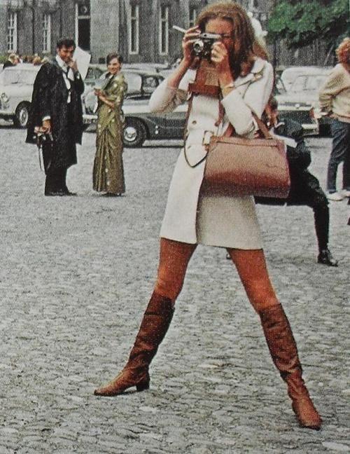 Mod fashion women, Sixties fashion