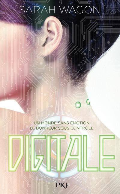 Livre De Science Fiction Ado : livre, science, fiction, Digitale,, Sarah, Wagon, Roman, Livre, Science, Fiction