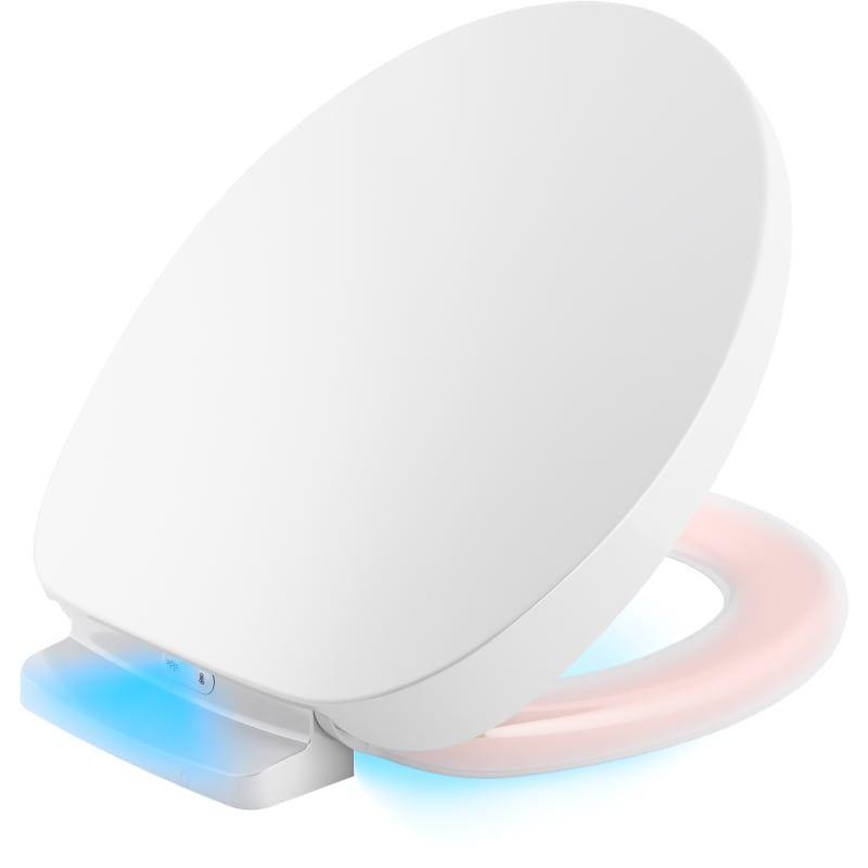Kohler K 10515 In 2020 Heated Toilet Seat Night Light Toilet