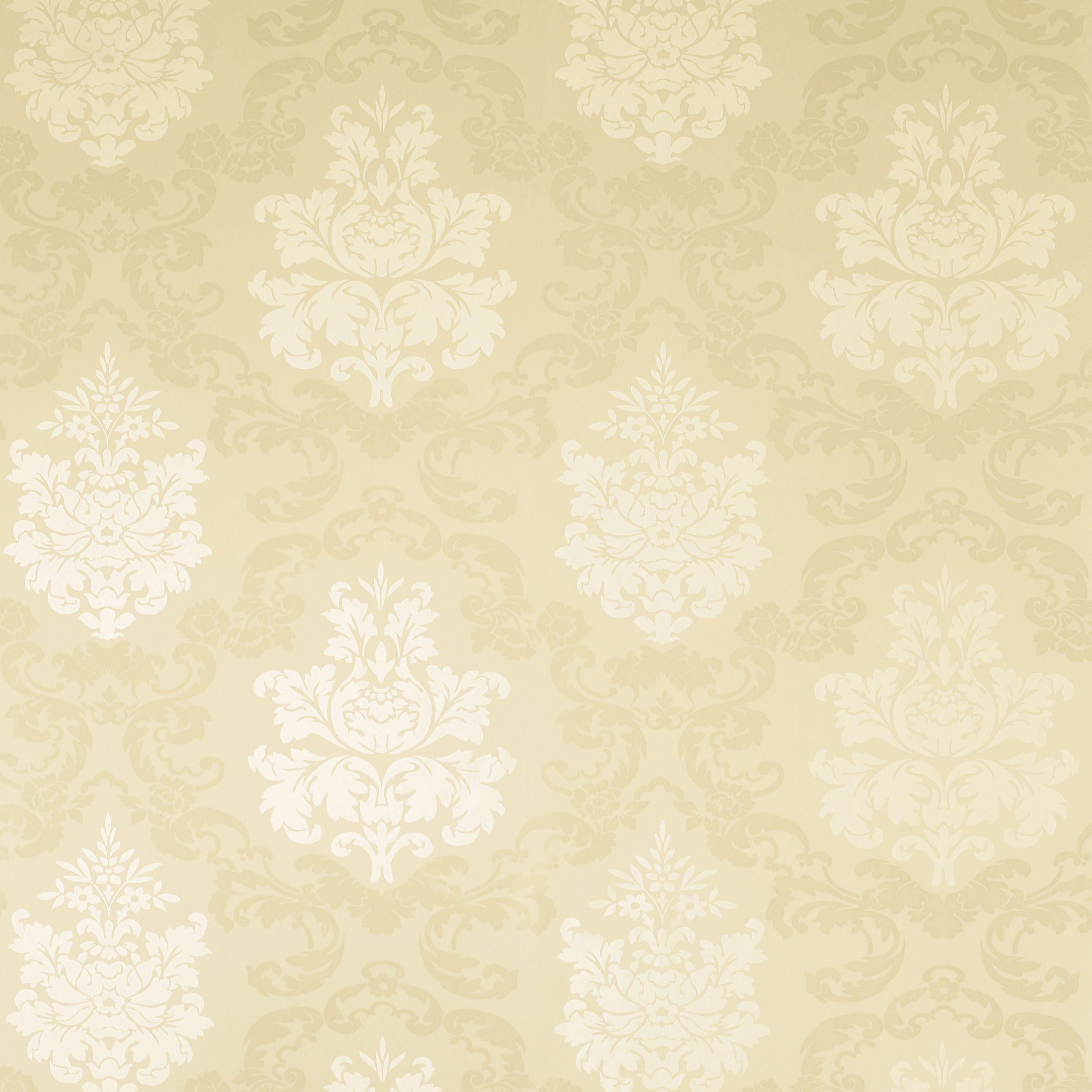 Delancy Damask Wallpaper Gold Mint Bedroom Pinterest
