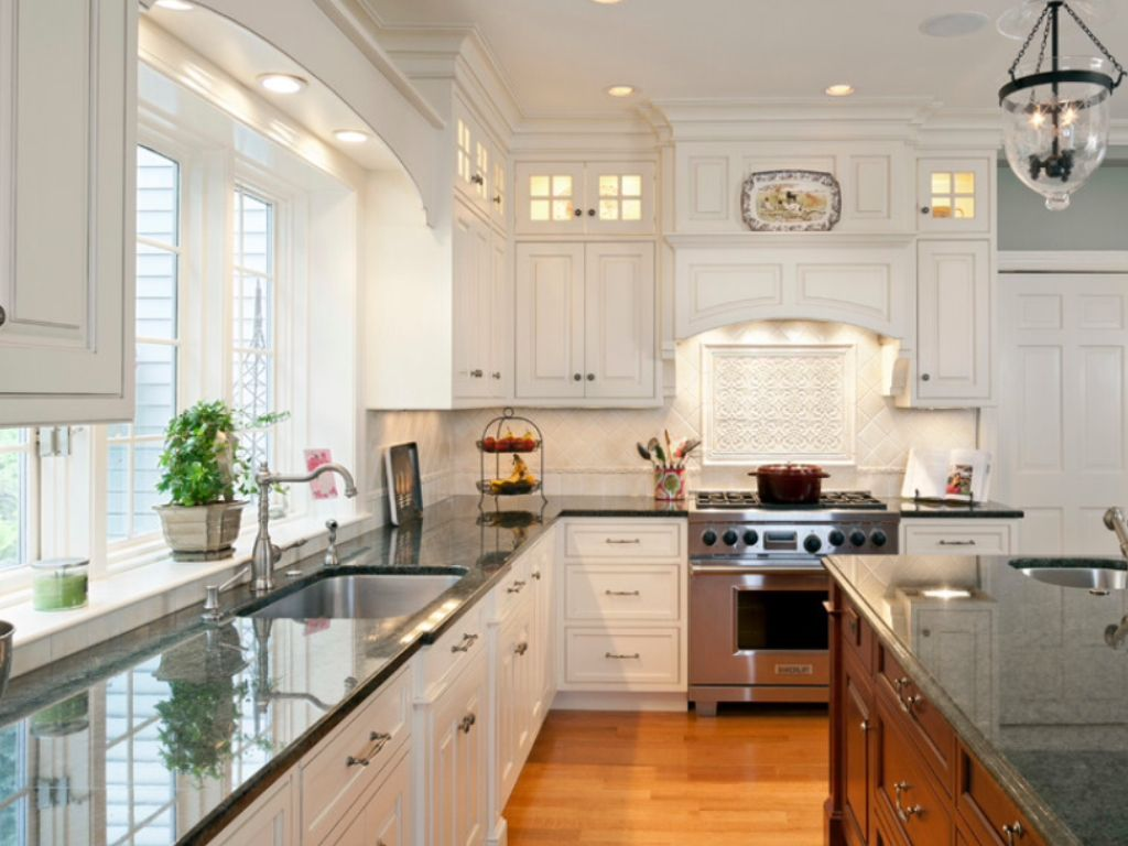 How to remove kitchen cabinets and countertops - Remove Soffits And Add Upper Cabinets