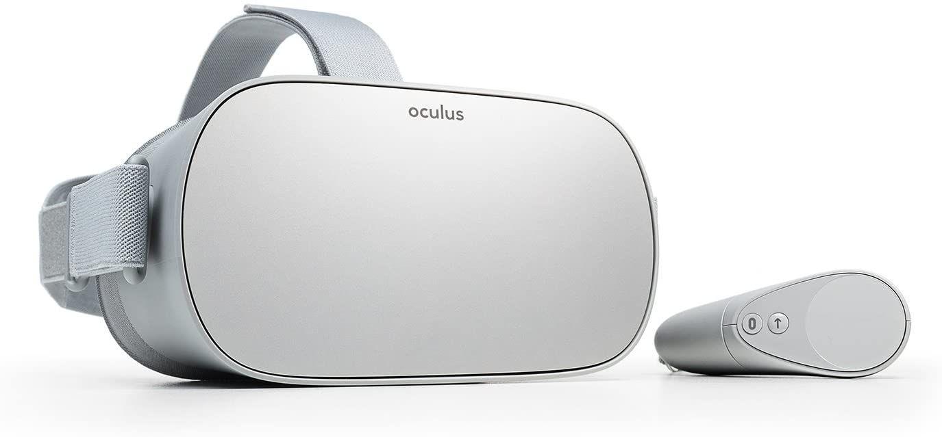 Oculus Go Virtual Reality Headset In 2020 Virtual Reality Headset Oculus Vr Vr Headset