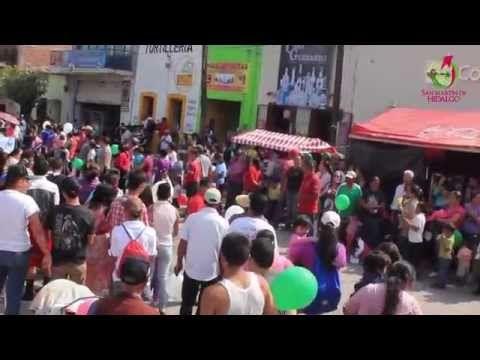 Desfile Inaugural Fiestas San Martín de Hidalgo Jalisco 2014 - YouTube