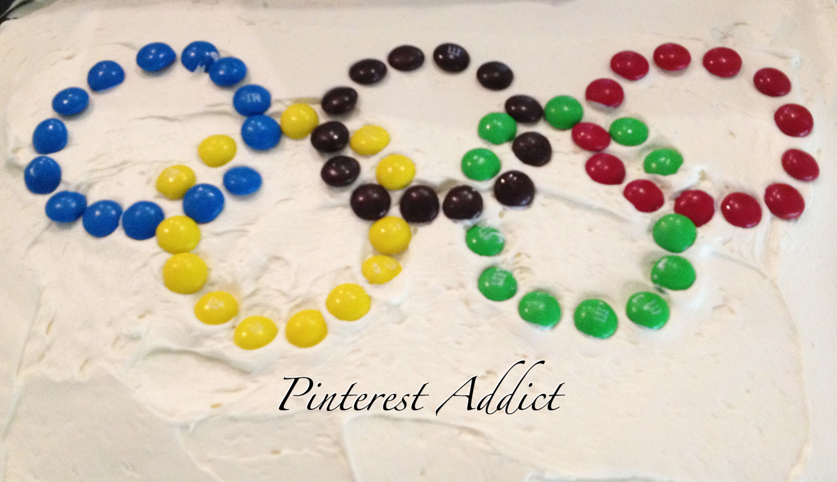 Olympic Themed Birthday Party Pinterest Addict