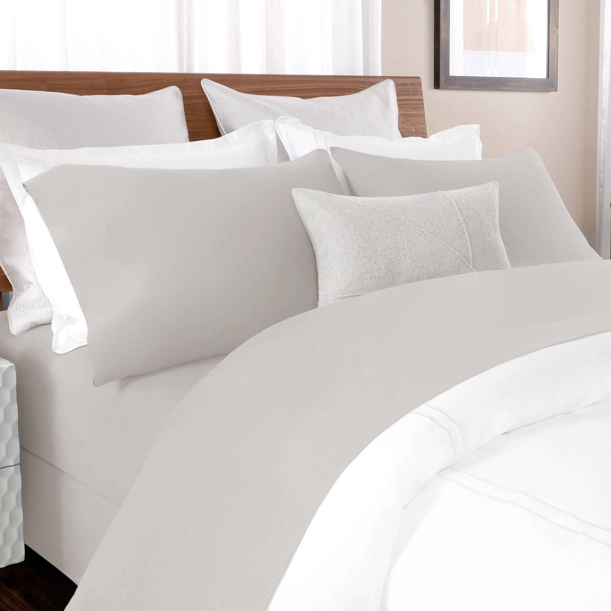 0983276a5f 100% Cotton Solid Percale Sheet Set | Products | Percale sheets ...