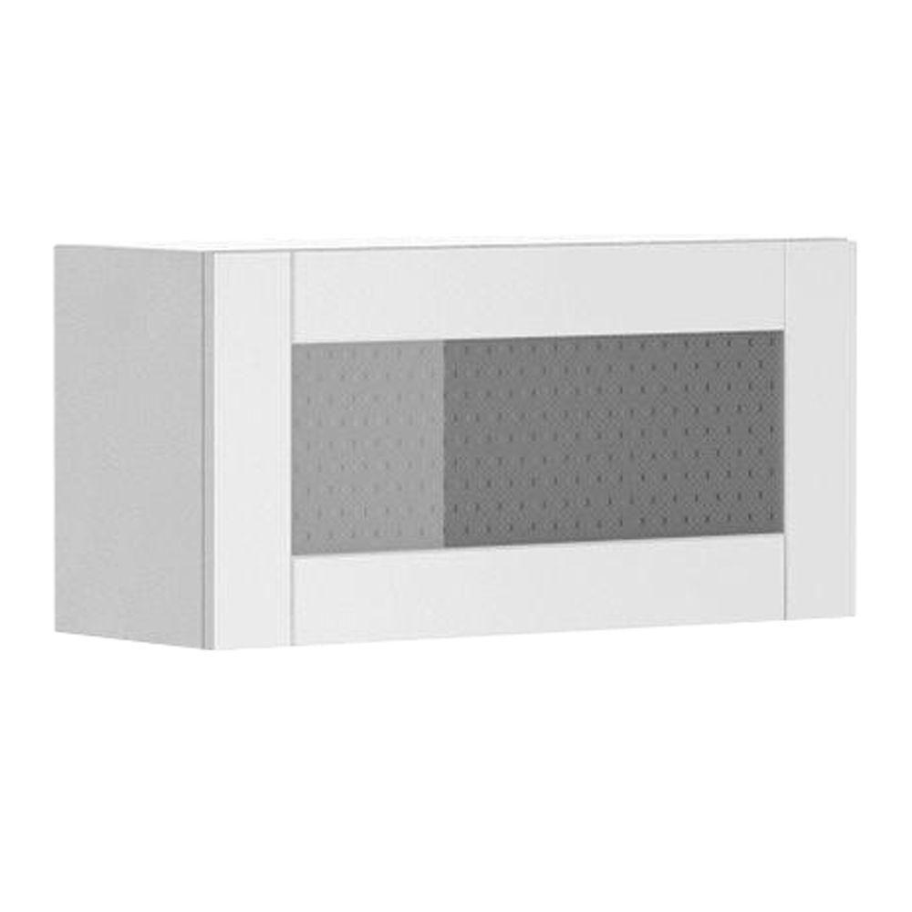 Glass cabinet door hinges  xx in Stockholm Wall Bridge Cabinet with Horizontal Hinge