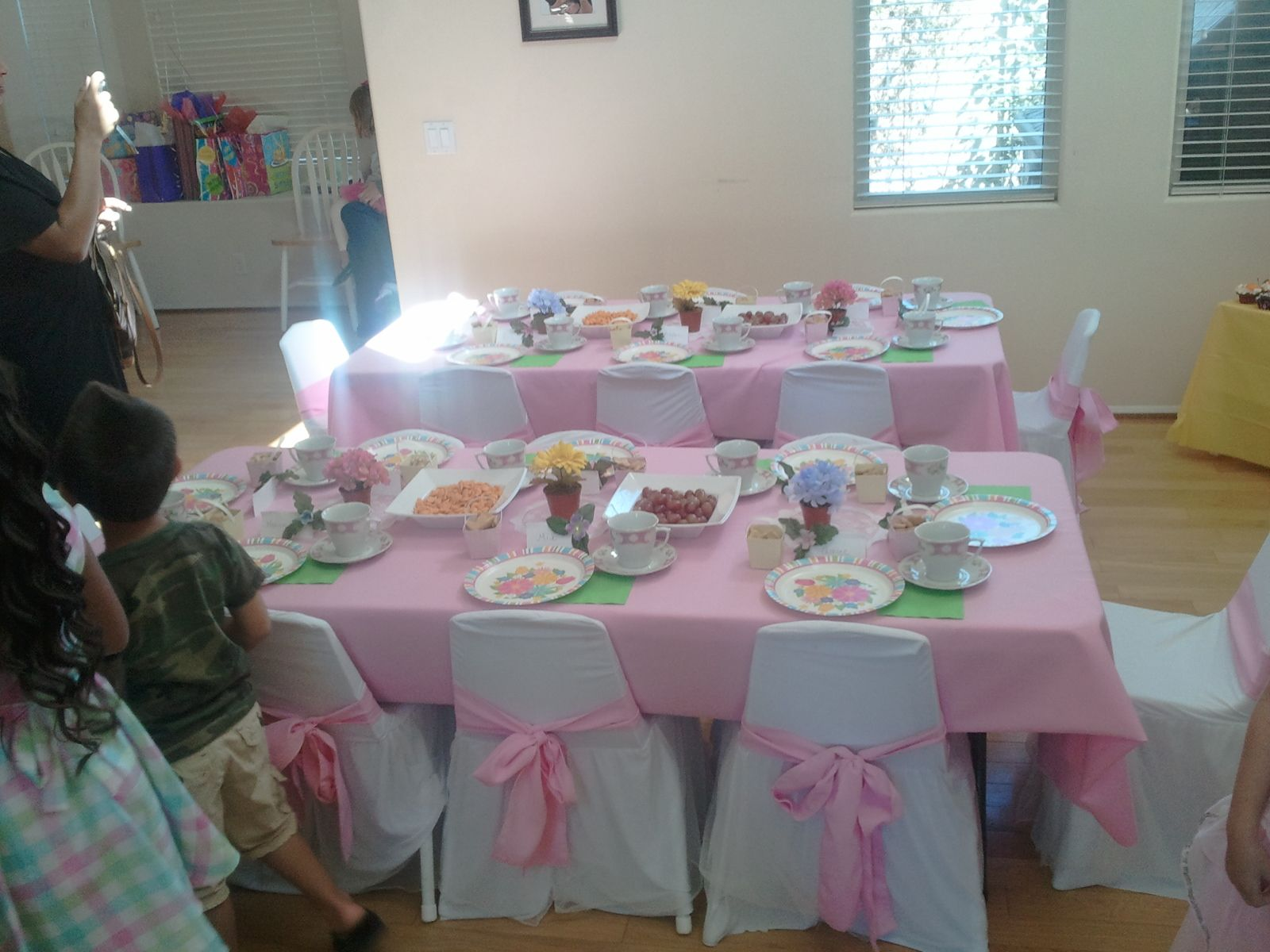 Kids tea party table - Princess Tea Party Ideas Princess Tea Party Setting Princess Tea Party Decorations Tea Party China For Kids Tea Birthday Party Kids Sized Tables And