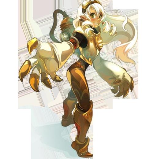 Wakfu Anime Character Design : Dofus characters google suche character female