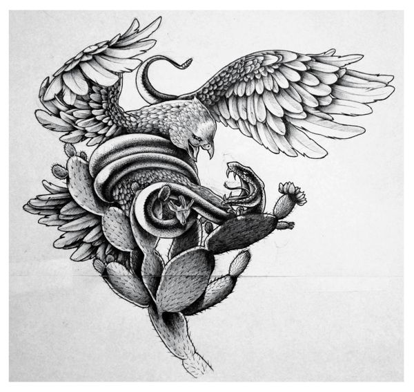 mexican eagle google search mexican culture pinterest rh pinterest ph Mexican Tattoos Hispanic Mexican Tattoo Art
