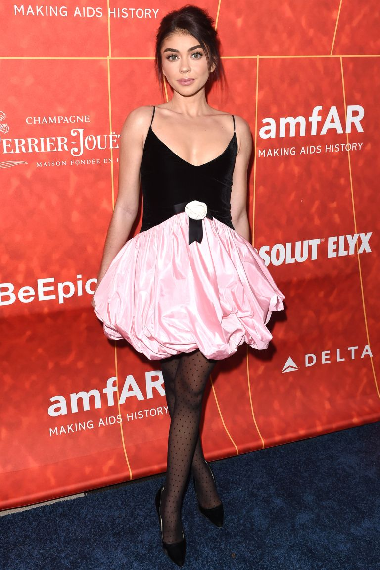 Sarah Hyland Last Nights Look The Red Carpet Outfits You Have To See
