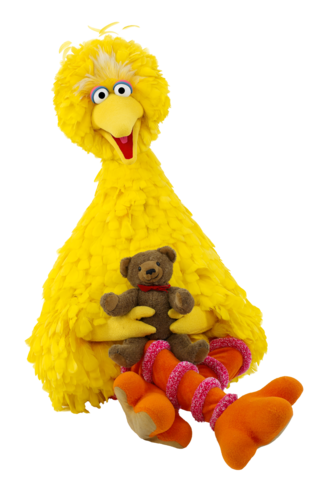 File Bigbird Radar Png Big Bird Sesame Street Sesame Street Muppets