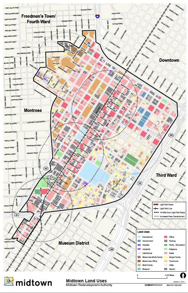 Medical Center Houston Map.Midtown Houston Pinterest Houston Houston Map And City