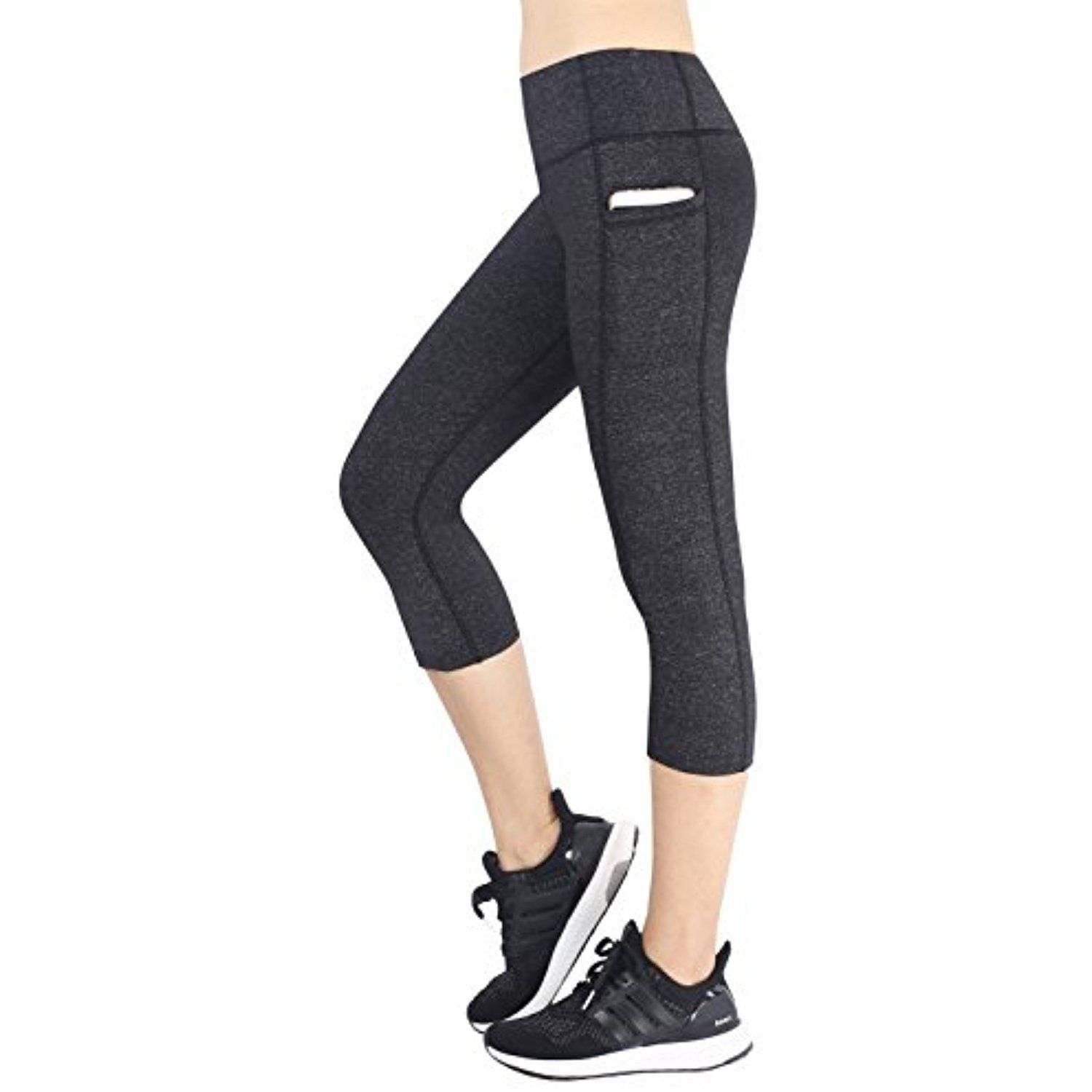 e30156d319206 Neonysweets Women's Ladies Workout Leggings With Pocket Running Yoga Pants  Ankle Tights *** Click image to review more details. (This is an affiliate  link ...