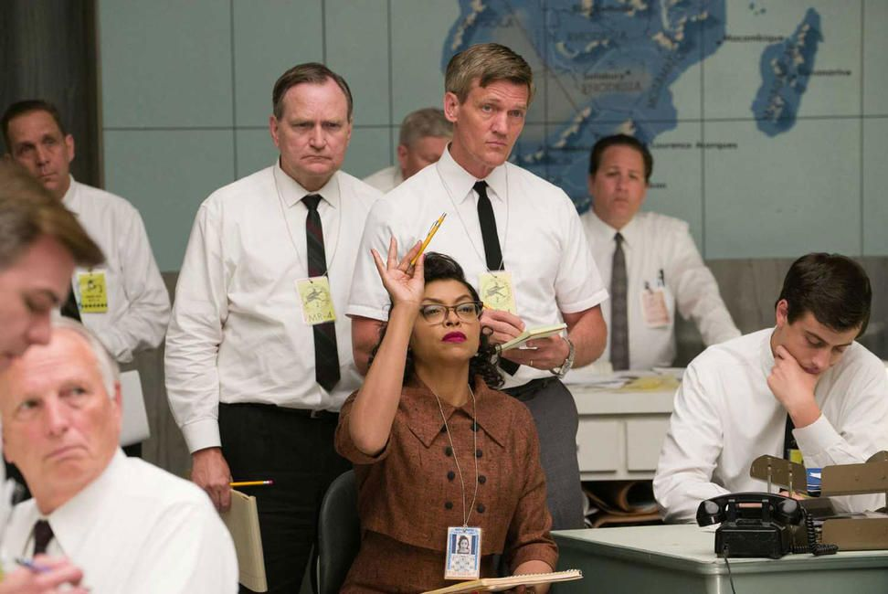 Hidden Figures Movie Photos and Stills | Hidden figures, Color in ...