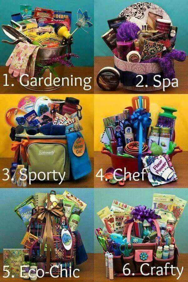 Easter basket ideas all my awesome bloggers pinterest basket easter basket ideas negle Images