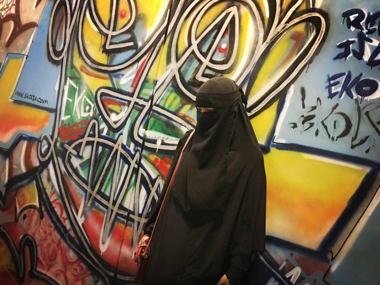 Pin oleh Nada Ratanapan di Niqabi