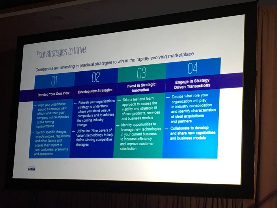 Kpmg S Matt Mccorry And Sophia Yen Discussed Four Practical Steps