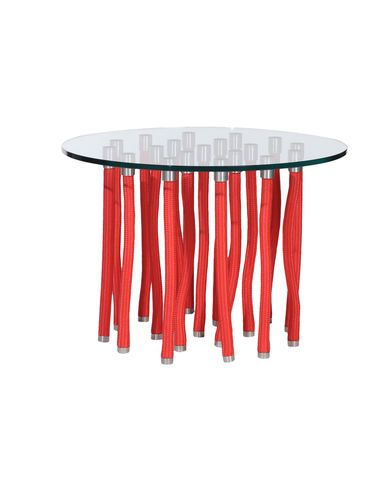 Org small table cappellini design by fabio novembre a glass topped coffee t - Petite table pliable ...