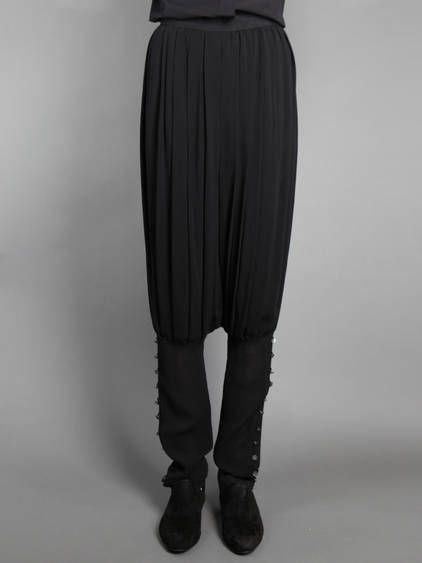 DAMIR DOMA TROUSERS -