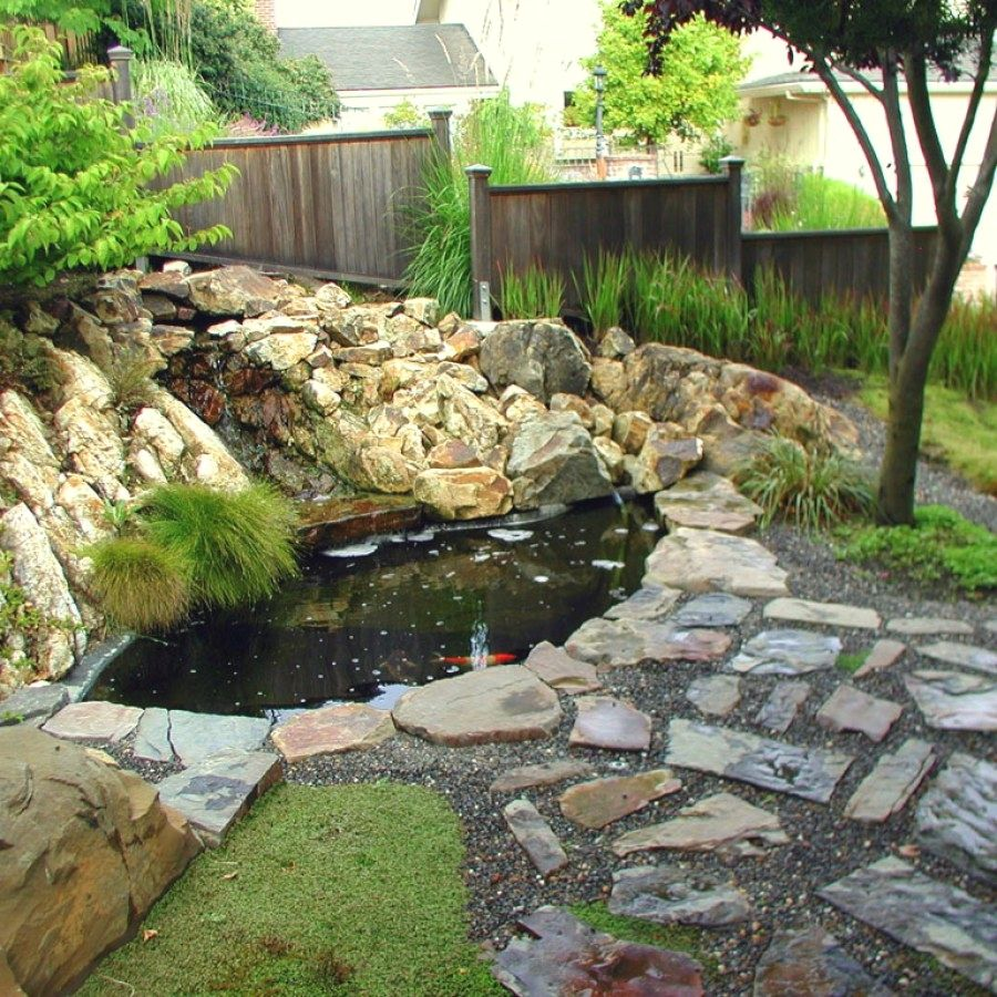 29 Easy Koi Pond Projects You Can Build To Complement Your ...