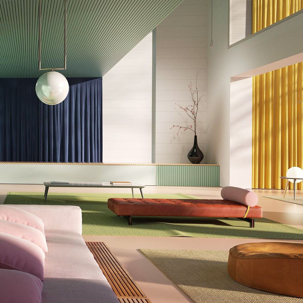 Architectural Design Renders That Inspire You To Create Your Own Minimal Happy Space Interior Architecture Design Interior