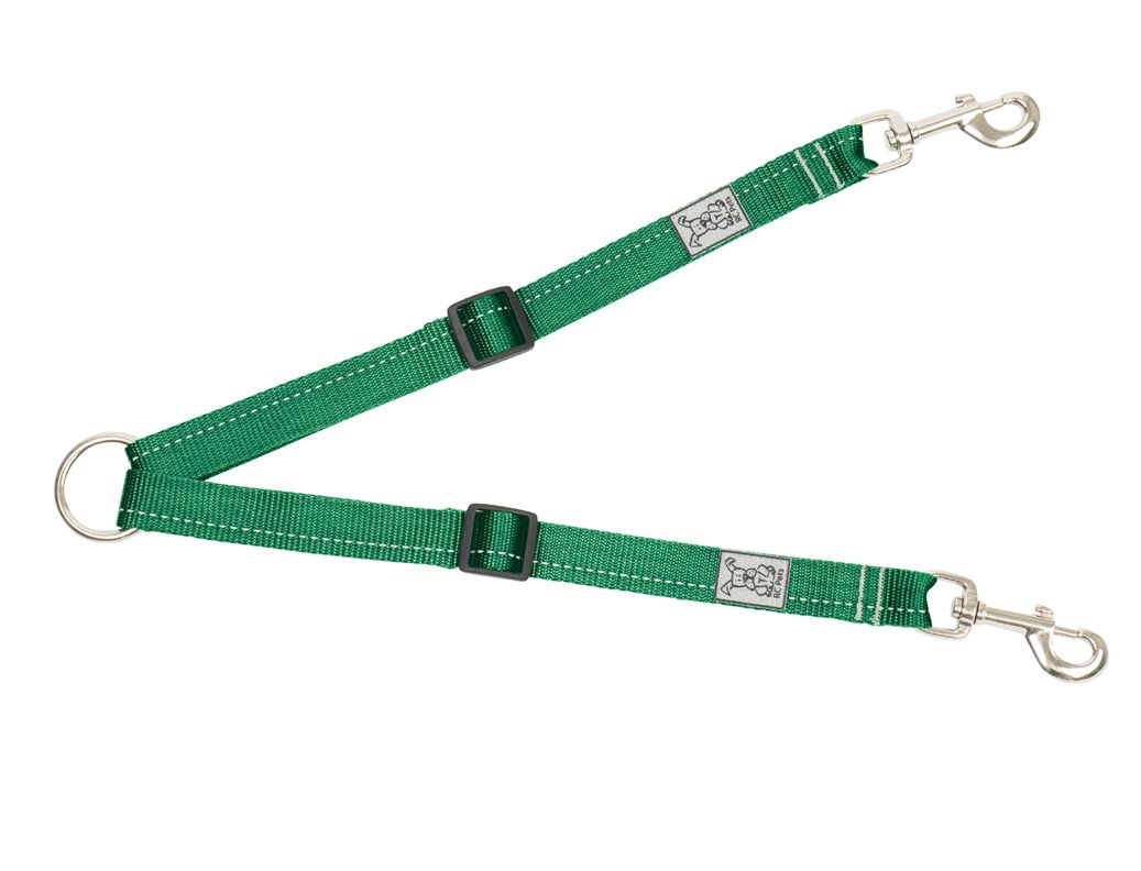 I Love This Primary Adjustable Coupler Pets Dogs Green