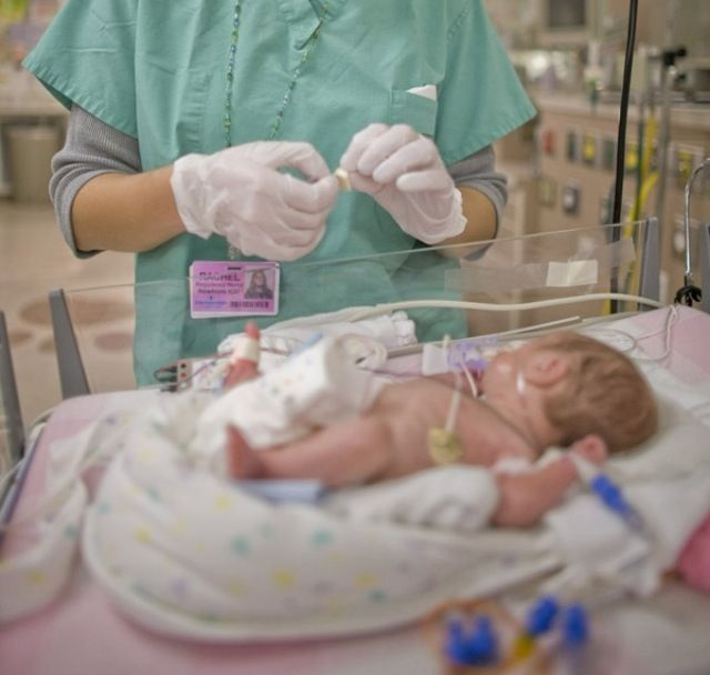 So passionate and excited to care for the tiny miracles in the NICU ...