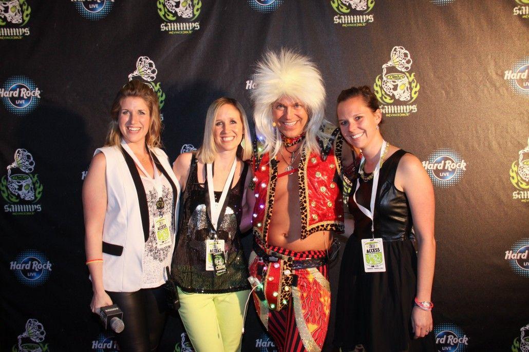 Motivational Speaker In Las Vegas Emcee Team Building