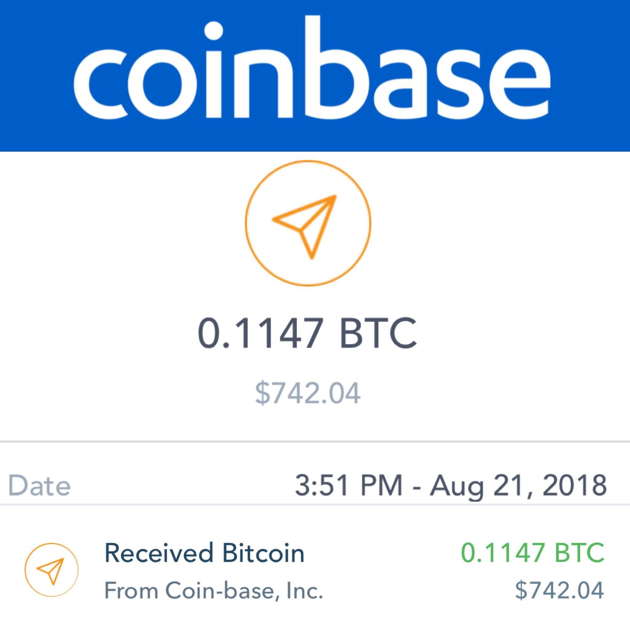 how to use coinbase to pay with bitcoin