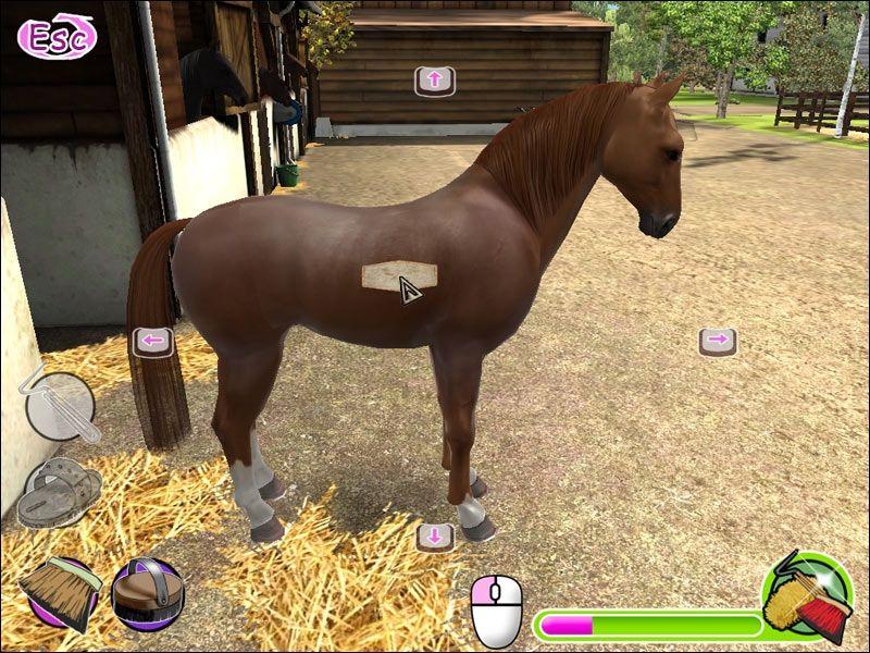 Скачать игры на компьютер про лошадей видео
