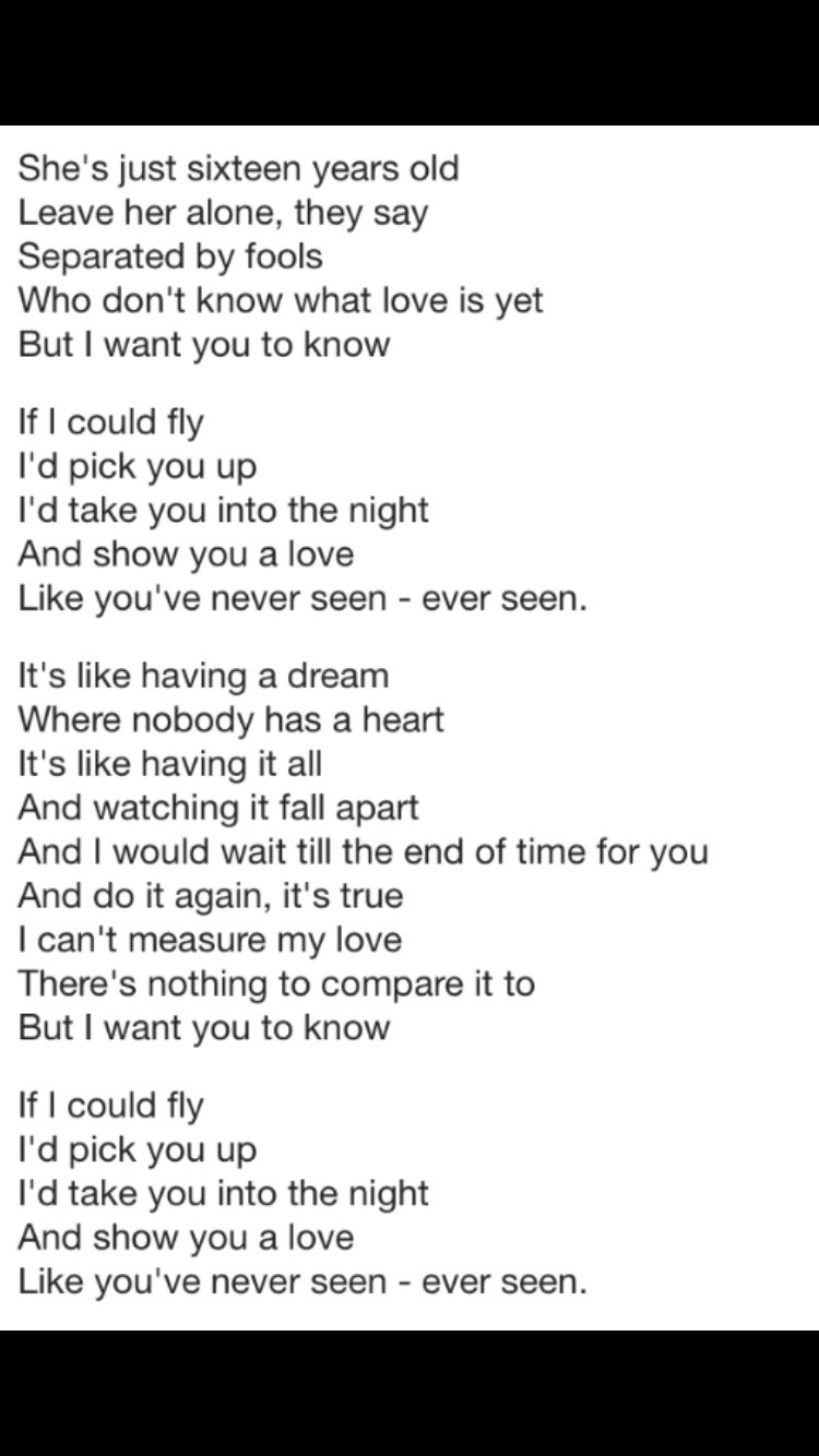 Benny Mardones Into The Night Soundtrack To My Life What Is Love Lyrics